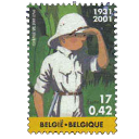 stamps comics
